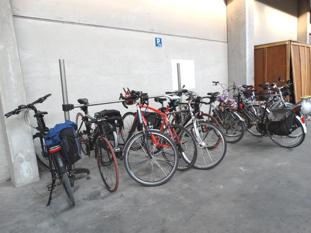 au boulot à vélo