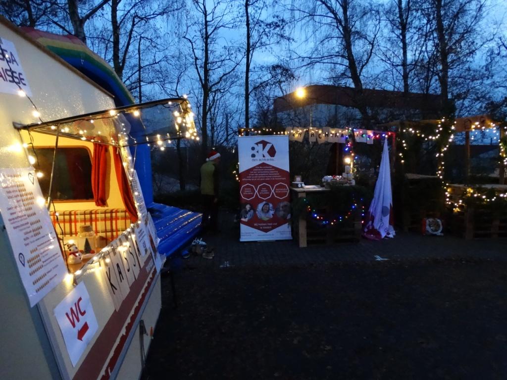 afterwork christmas market