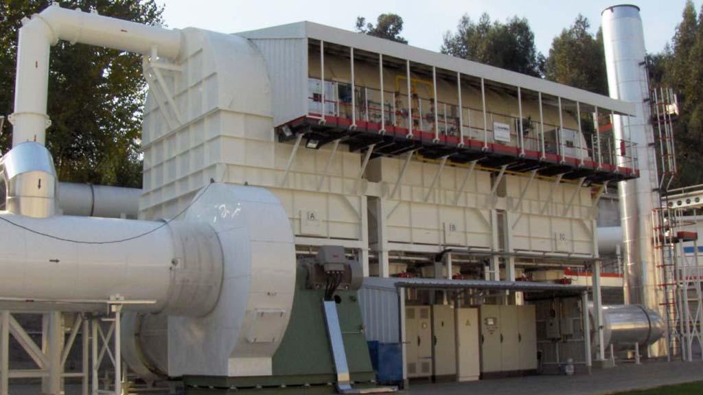 Thermal oxidizer, PCA Air